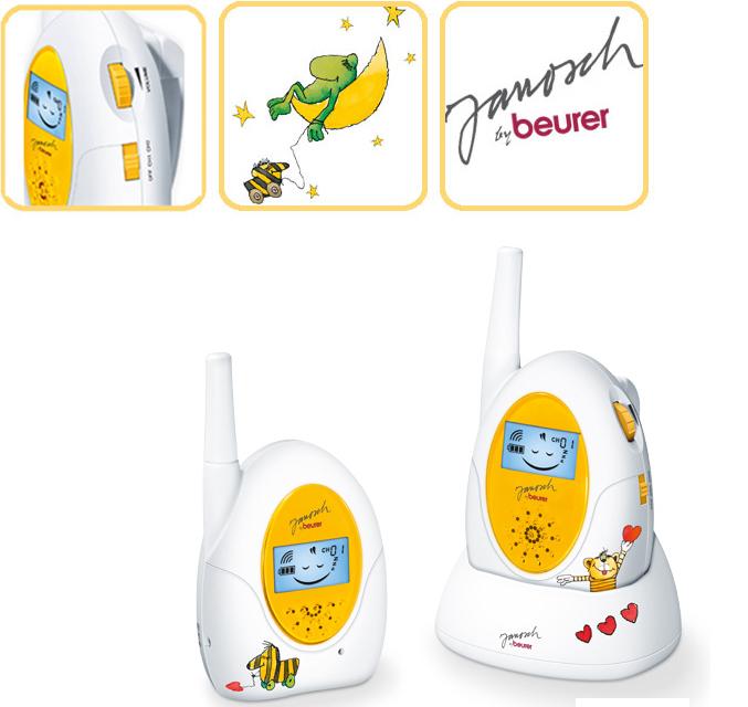 Bebek Telsizi Seçimimiz; Beurer JBY 86